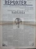 Ziarul Reporter , Dir. N. D. Cocea , nr. 36 / 1937 , scriu Calugaru , D. Trost