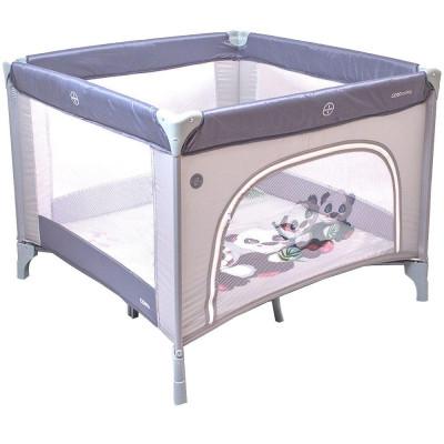 Tarc de joaca Conti - Coto Baby - Gri foto