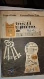 EXERCITII SI PROBLEME DE MATEMATICA CLASELE 5-9/384PAG/AN 1991= GHEBA , CIRNU