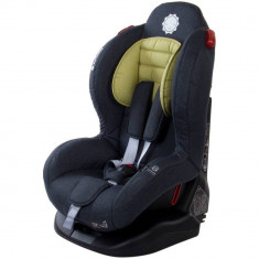 Scaun auto cu sistem Isofix 9-25 kg Shock Reducer - Sun Baby - Olive