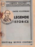 Legende istorice
