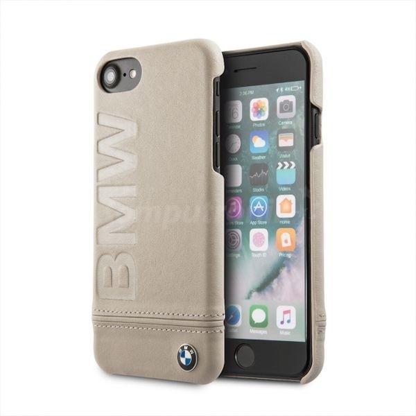 Bmw Husa pentru Apple iPhone 7/8 Crem