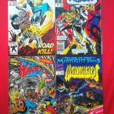 DC & Marvel Comics-Lot 8 reviste diverse de benzi desenate