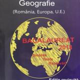 Geografie Bacalaureat 2018