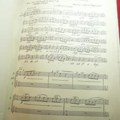 Doru Popovici - Cantata- Din Lumea lui Anton Pann -Partitura ,24 pag
