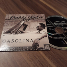 CD DADDY YANKEE-GASOLINA ORIGINAL