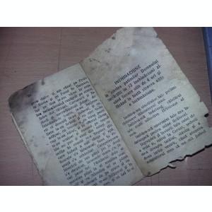 carticica/fascicola religioasa Rugaciuni,RUGACIUNE Sfanta NASCATOARE,T.GRATUIT