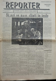 Ziarul Reporter , Dir. Cocea , nr. 42 / 1937 , scriu Harry Brauner , D. Trost