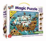 Magic Puzzle - Corabia piratilor (50 piese), Galt