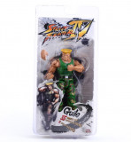 Figurina Guile Street Fighter 18 cm NECA