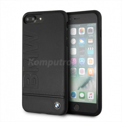 Bmw Husa pentru Apple iPhone 7 Plus/ 8 Plus Black foto