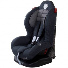 Scaun auto cu sistem Isofix 9-25 kg Shock Reducer - Sun Baby - Gri