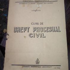 Curs de drept procesual civil-ILIE Stoenescu