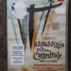 Pizzetti - Assassinio Nella Cattedrale (Murder in the Cathedral)  DVD