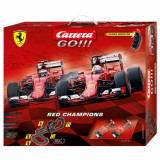 Circuit Carrera Go!!! - Red Champions