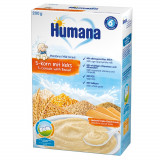 Cereale Humana cu 5 cereale si biscuiti de la 6 luni 200 g