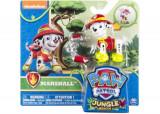 Jucarie figurina Paw Patrol, Jungle Marshall, Spin Master