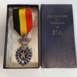 Decoratie de argint Belgia