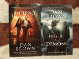 INFERNO/INGERI SI DEMONI-DAN BROWN (2 VOL)