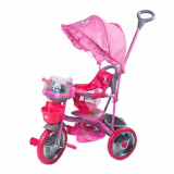 Tricicleta DHS MerryRide Roz, DHS Baby