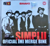 Simplu – Oficial Îmi Merge Bine (editie speciala) (1 CD), cat music