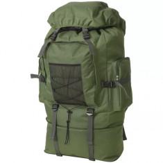 Rucsac în stil militar, XXL, 100 L, verde