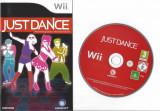 Wii Just Dance  joc original Nintendo Wii mini Wii U, Arcade, 3+, Multiplayer