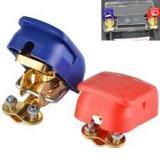 Set borne baterie auto deconectare RAPIDA AL-021018-4