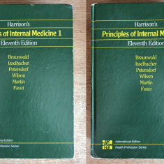 Harrison's Principles of Internal Medicine 1 + 2, Eleventh (11th) Edition