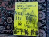 T. T. Burada - Istoria teatrului in Moldova