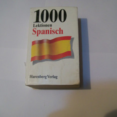 1000 LEKTIONEN SPANISCH