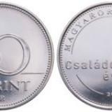 50 forint 2018 családok éve, Europa