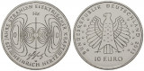 Germania moneda 10 euro 2013 Cu-Ni UNC in capsula - Heinrich Hertz