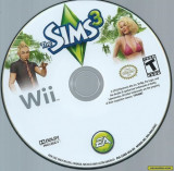 Wii The Sims 3 joc original Nintendo Wii clasic, Wii mini, Wii U