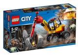 LEGO City - Mining Ciocan pneumatic pentru minerit 60185