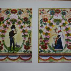 Cromolitografie ; O feerie de culori , inceput de secol 20