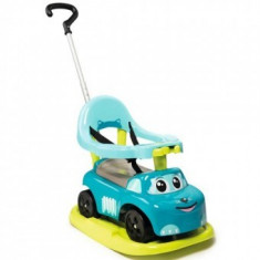 Masinuta de impins Smoby Fun Auto Rocking 4 in 1 Blue