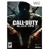 Wii Call Of Duty Black Ops original Nintendo Wii clasic, Wii mini, Wii U