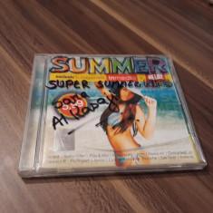 CD VARIOUS SUMMER SUPER HITS 2011  RARITATE!!!!ORIGINAL ROTON