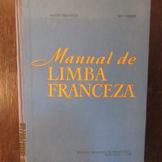 MANUAL DE LIMBA FRANCEZA -MATEI CRISTESCU
