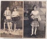 bnk foto - Fete in costume populare - Braila 1929
