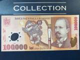 100000 lei 2001 AUNC