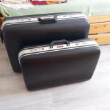 Set valize-troler Saxoline din policarbonat