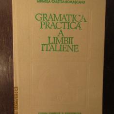 GRAMATICA PRACTICA A LIMBII ITALIENE -MIHAELA CARSTEA ROMASCANU