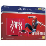 Consola PlayStation 4 1TB Slim Limited Edition + Joc MARVEL's Spider-Man