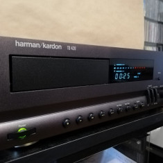 Stereo Cassette Tape Deck HARMAN KARDON model TD 420 - Impecabil/Korea/ca Nou