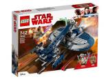 LEGO Star Wars - Speeder-ul de lupta al Generalului Grievous 75199