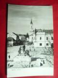 Ilustrata - Zalau - Vedere - RPR, circulat 1960, Circulata, Fotografie