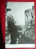 Ilustrata- Radna- Lipova- Cetatea circulat 1962 RPR, Circulata, Fotografie
