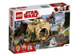 LEGO Star Wars - Coliba lui Yoda 75208